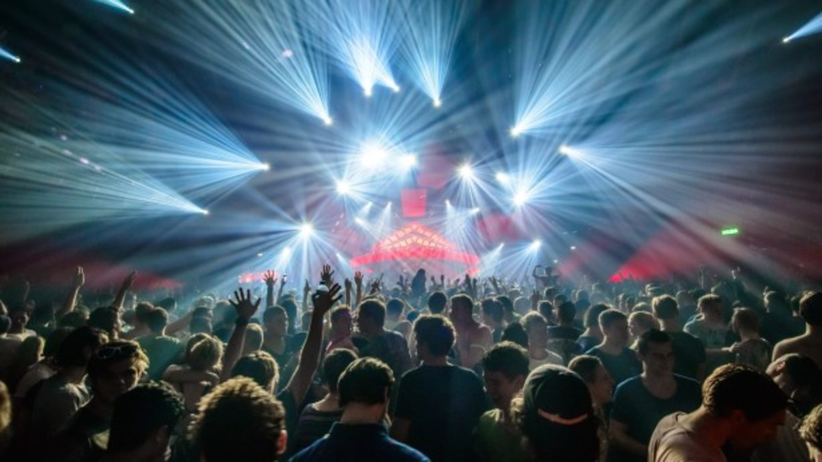 Time Warp Lineup Sets Off Techno Visual Feast