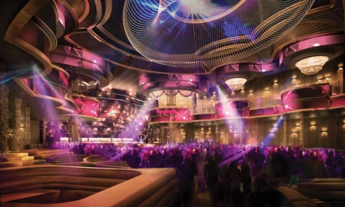 New Vegas Megaclub Omnia Drops Major Lineup