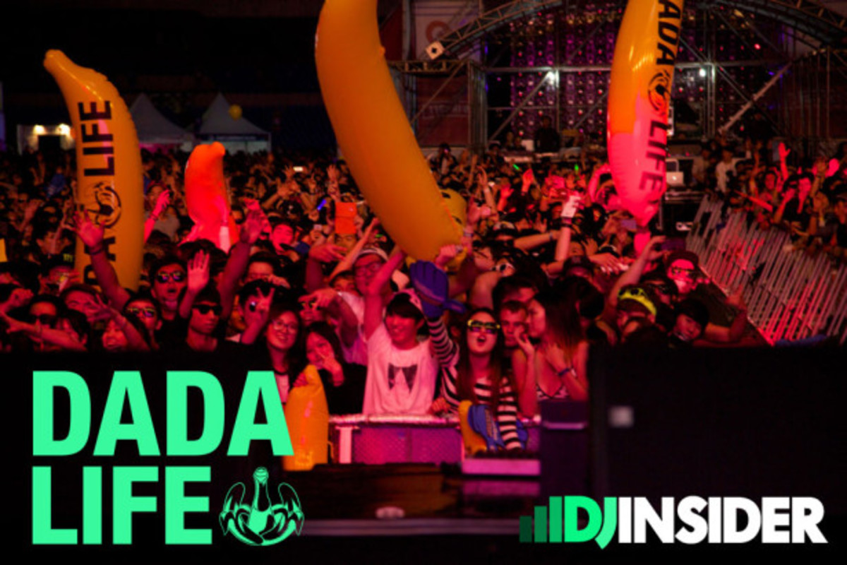 New Dada Life Interview Video Brings You Tour Life