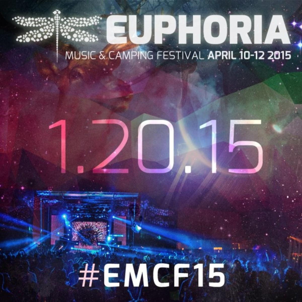 Euphoria Fest Lineup Premieres (With Extra Day)