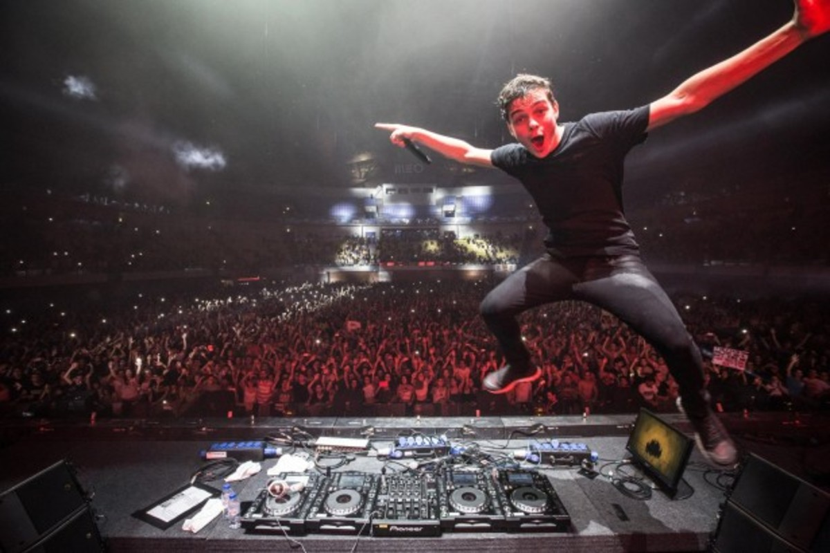Martin Garrix Reveals Ghostwriting Secrets On BBC