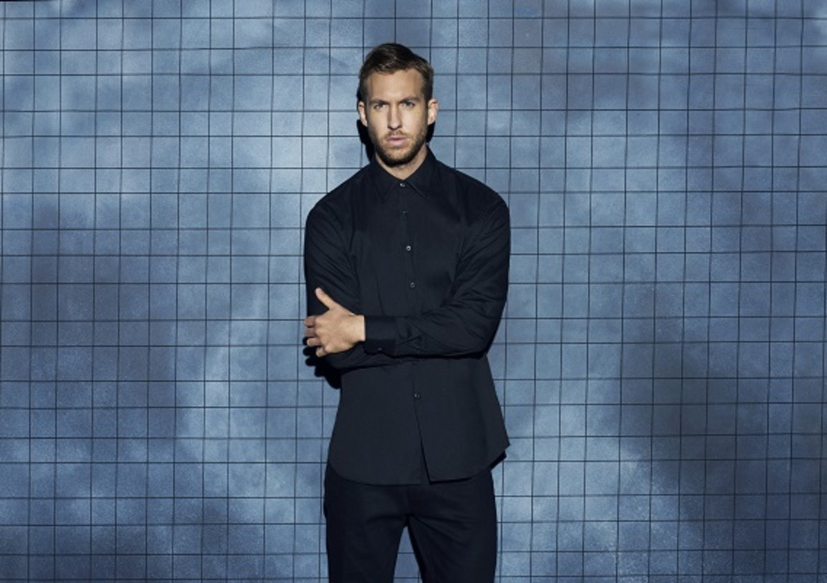 Calvin Harris Signs Exclusive 3-Year Hakkasan Deal