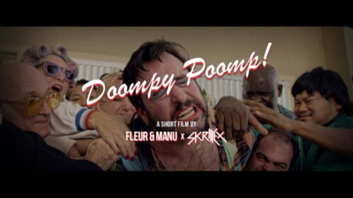 Skrillex's New Doompy Poomp Video Gets Creative
