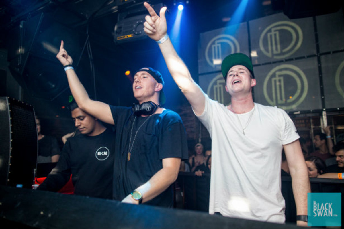 The Next Wave Of Fresh Artists Packed Sound Nightclub