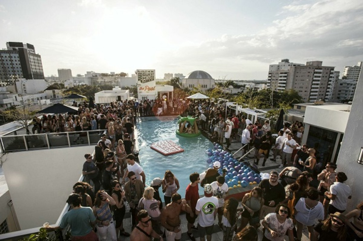 Red Bull Guest House Miami Announcement Including Guy Gerber, Seth Troxler, Lil Wayne, & More