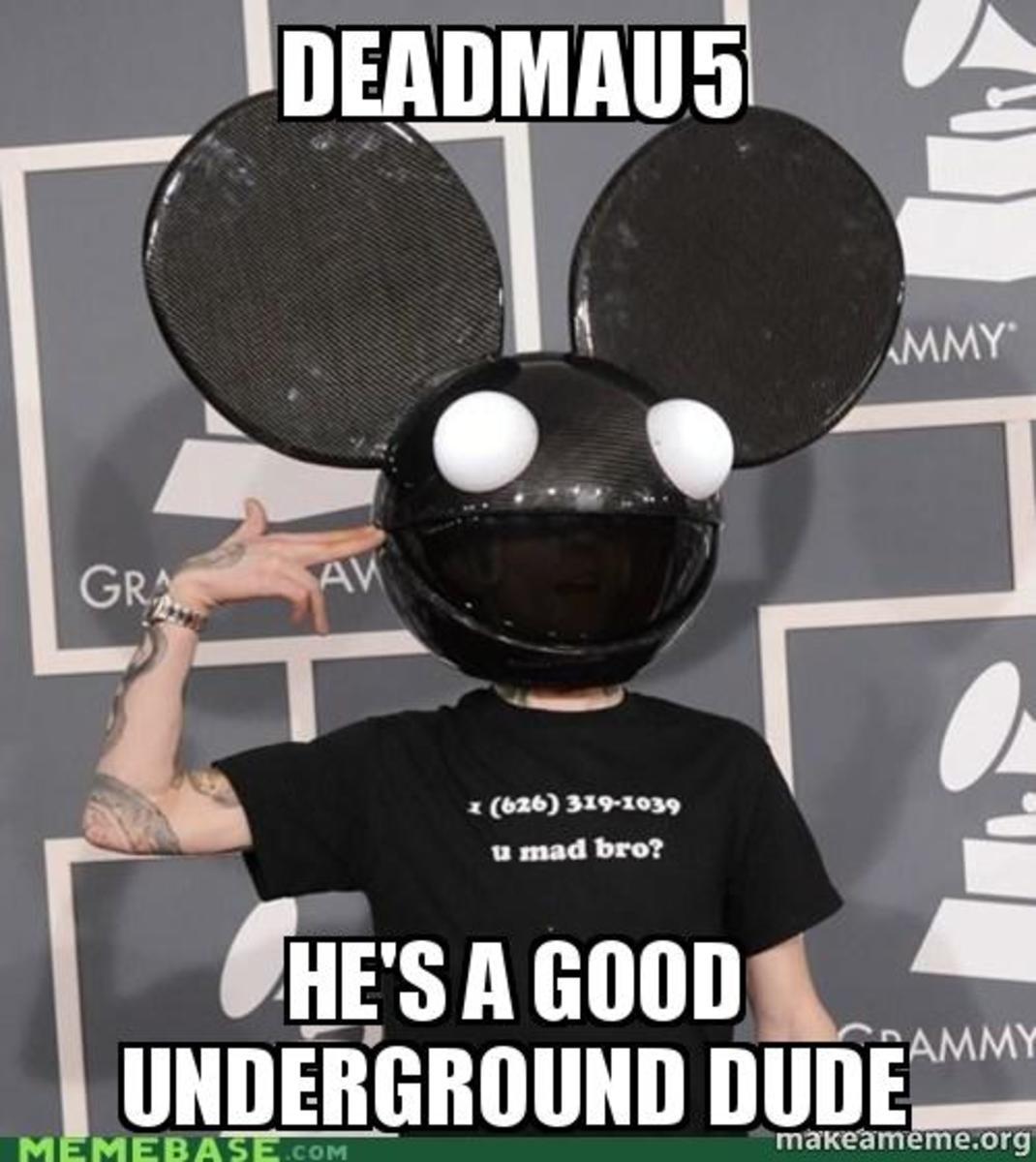 The Underground Is Shit
