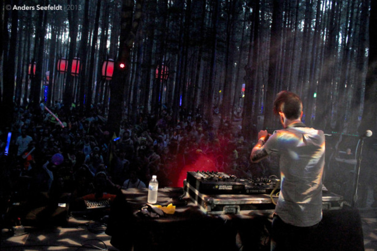 Electric Forest Lineup Released With Skrillex, Kaskade