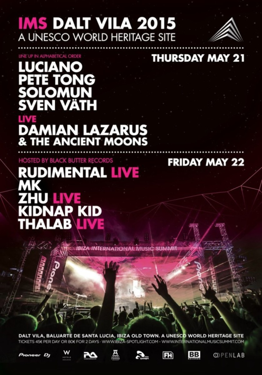 Ibiza Lineup Released With ZHU And MK