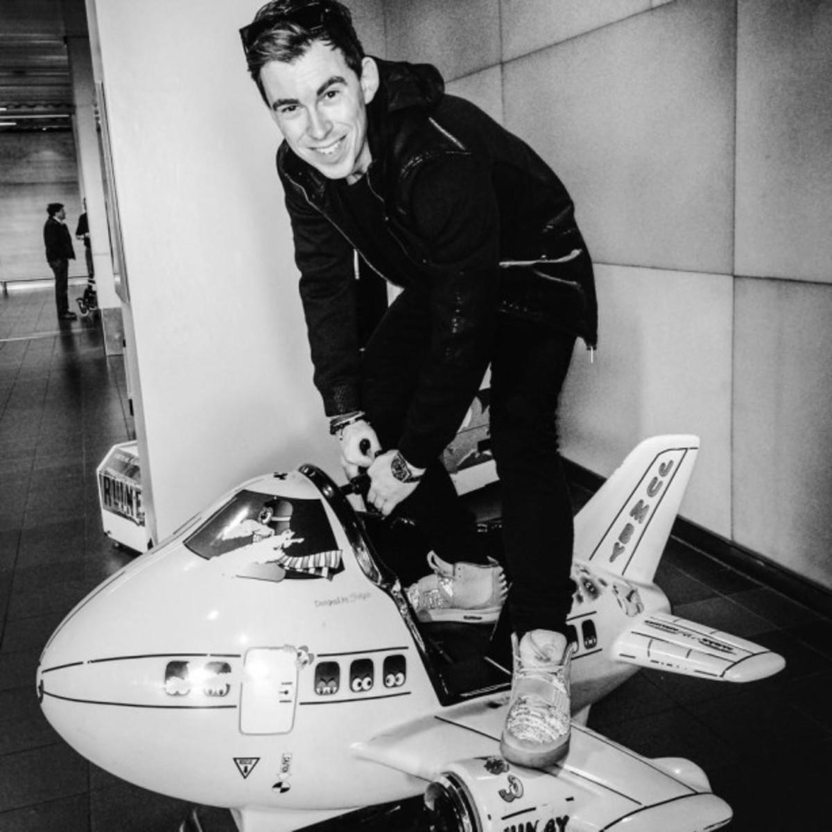 Hardwell Says He's Reinventing Himself