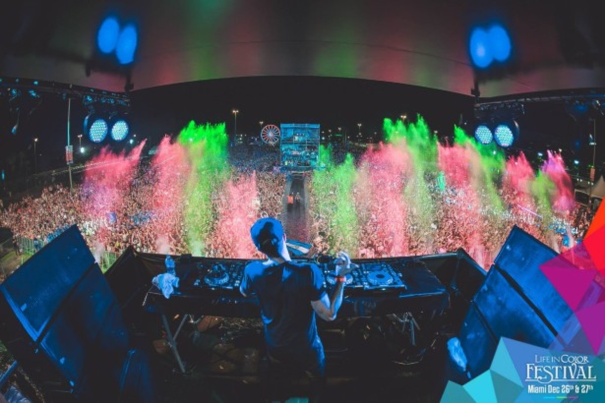 Where Color Came From (The Life In Color Interview with Patryk Tracz)