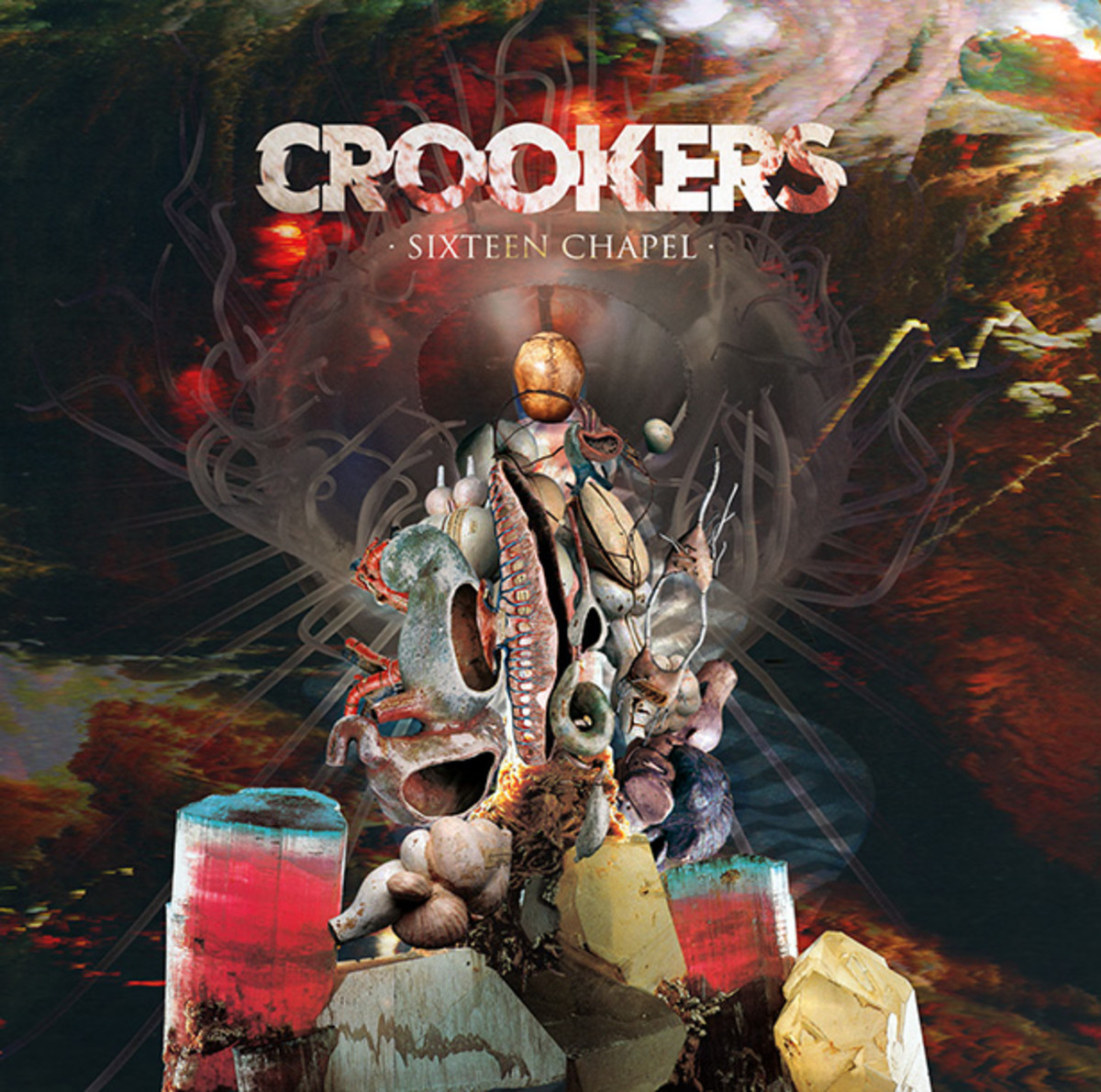 Cookers Drops More Singles Ahead of 'Sixteen Chapel' Album/Tour