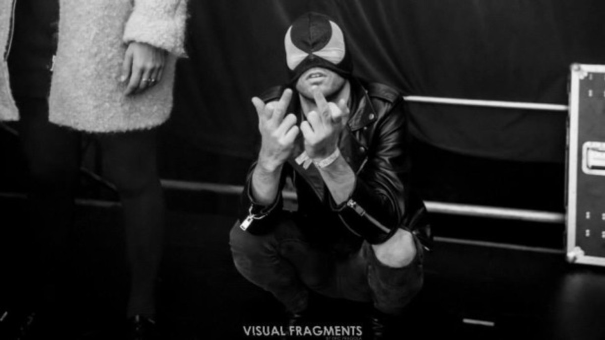 Screamo Singer Added To New Bloody Beetroots DJ Collabo