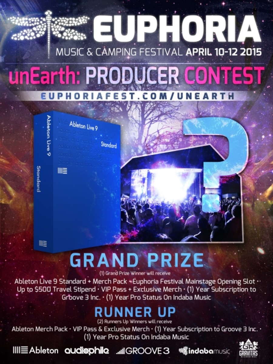 Win Mainstage Performance At Euphoria Fest