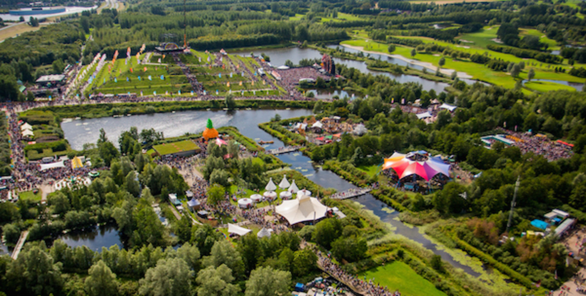 Mysteryland Lineup Lands Major & Underground Talent