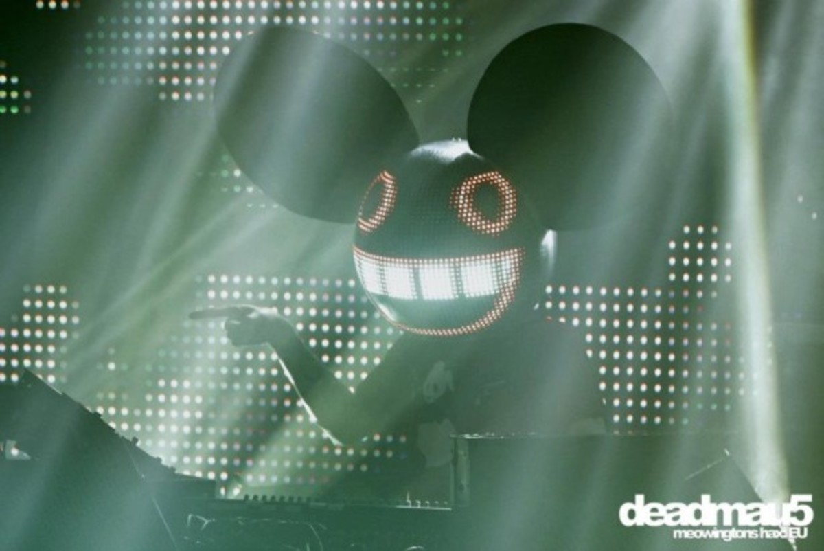 deadmau5 Throws Shade On 'Greatest Saves' List