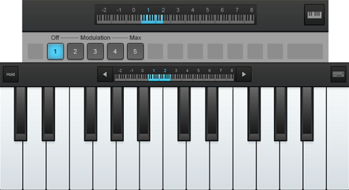 cakewalk keyboard