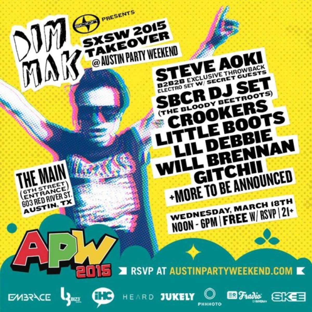 Steve Aoki To Play Free Throwback Electro Set At SXSW