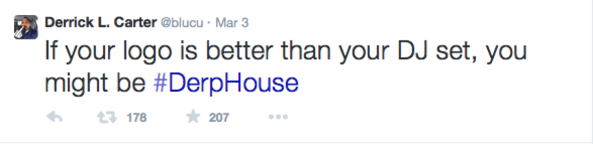 House Legend Goes On Rant Over 'Derphouse'