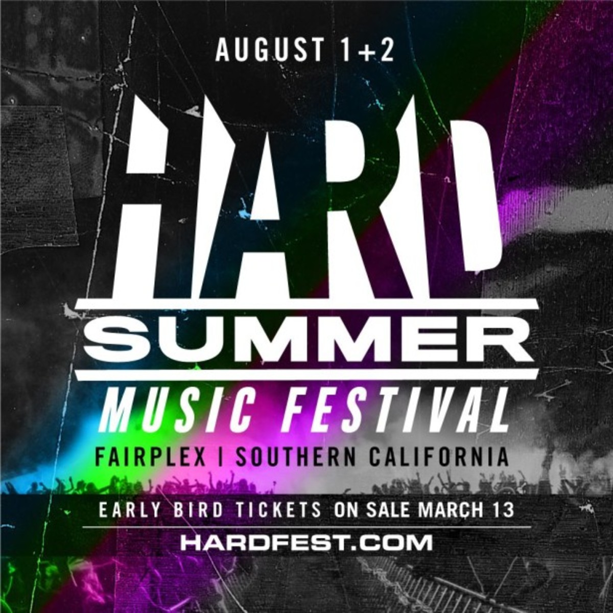 HARD SUMMER Tickets Going On Sale
