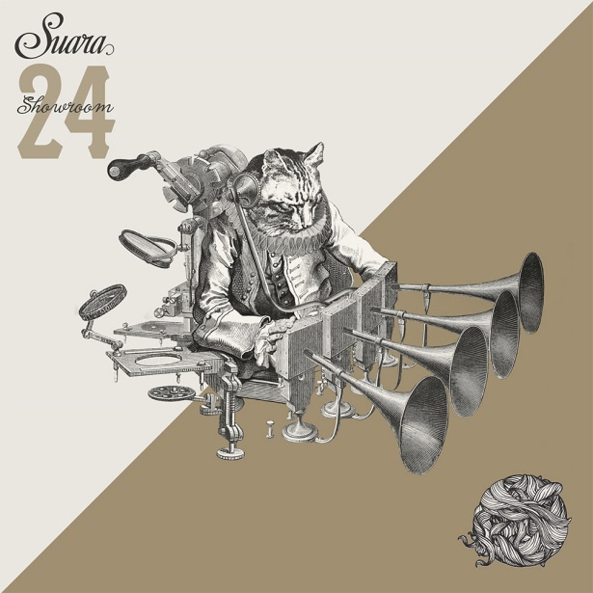 Exclusive Premiere: Suara Showroom 24 Feat Adrian Hour, Marcos In Dub, & More