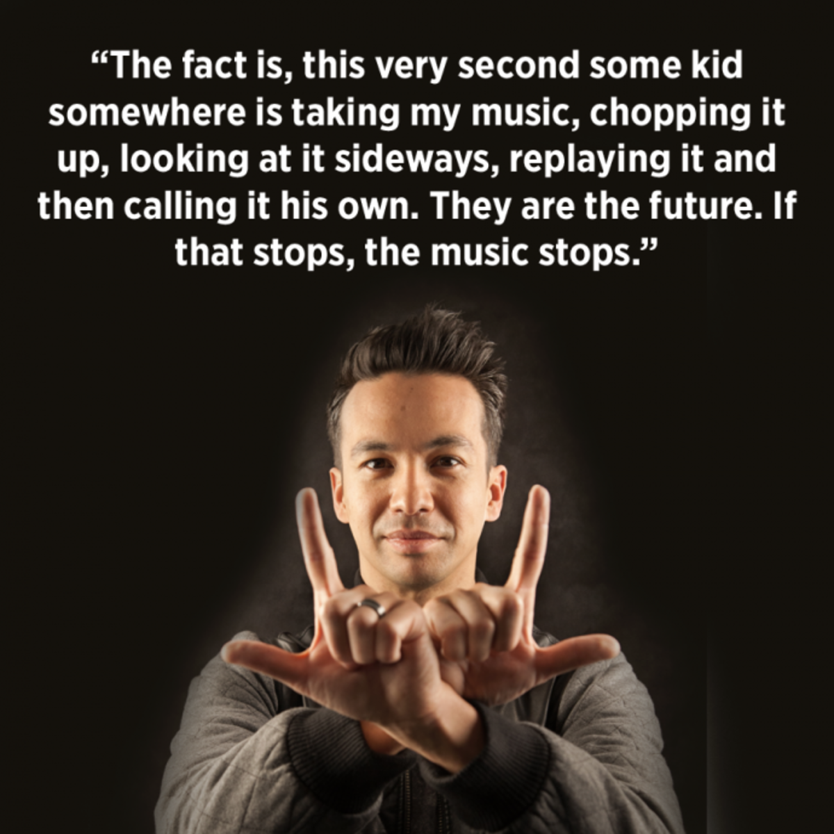 Laidback Luke Defends 'Blurred Lines'
