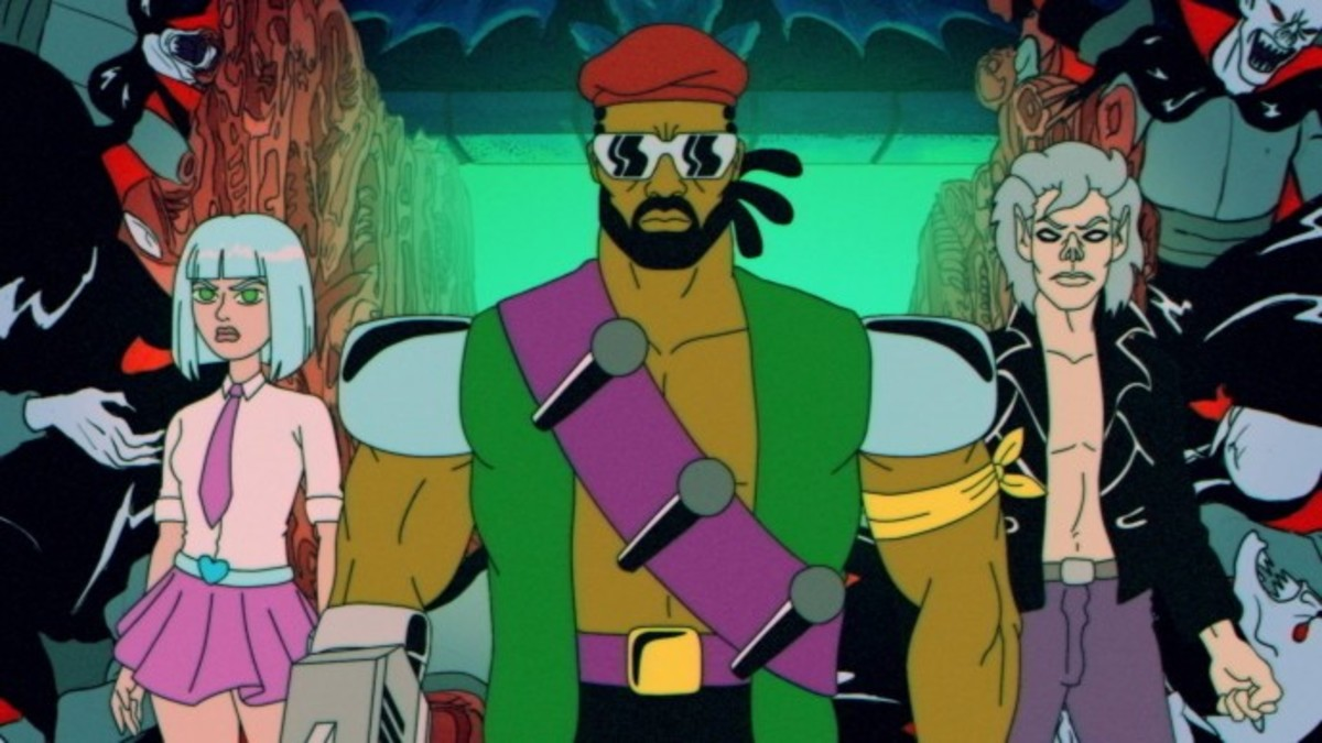 Major Lazer Cartoon With Aziz Ansari Launching On FXX