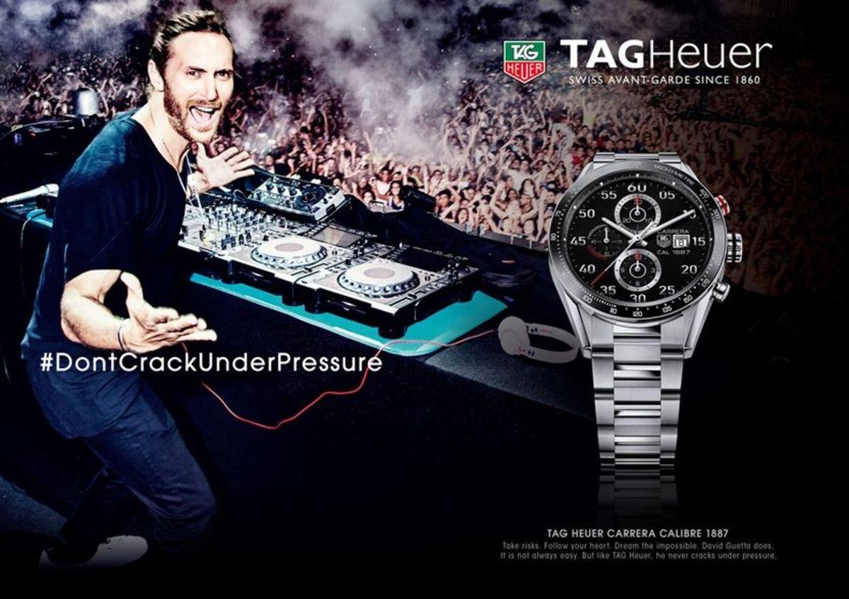 David Guetta Magnetic Mag