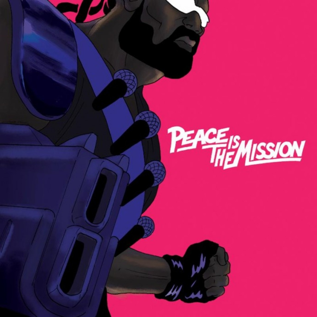 Major Lazer Dropping Several New Albums