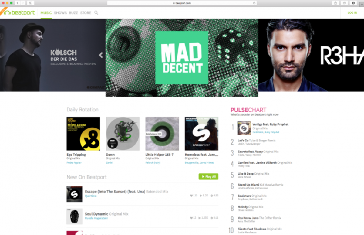 Will New Beatport App Obliterate iTunes and Spotify?