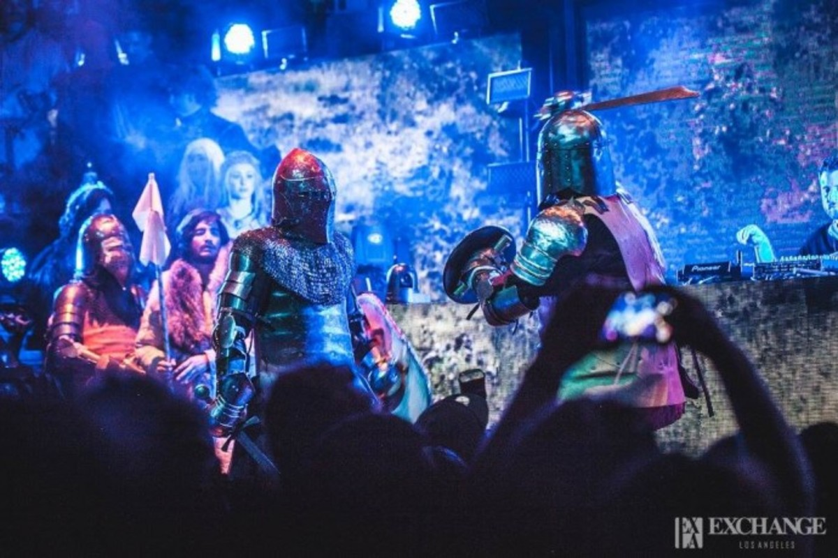Rave Of Thrones Throws Digital Dragonfire Dance Party