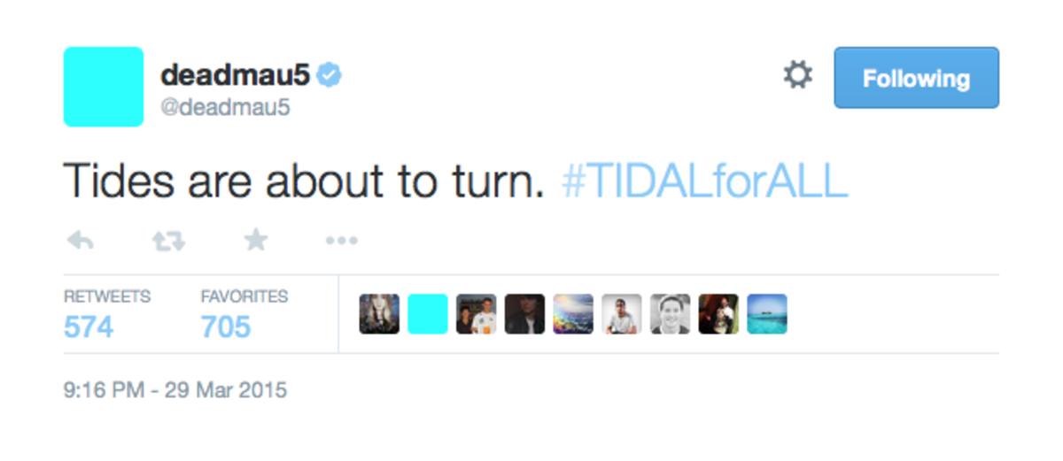deadmau5, Calvin Harris In Advertising Solidarity