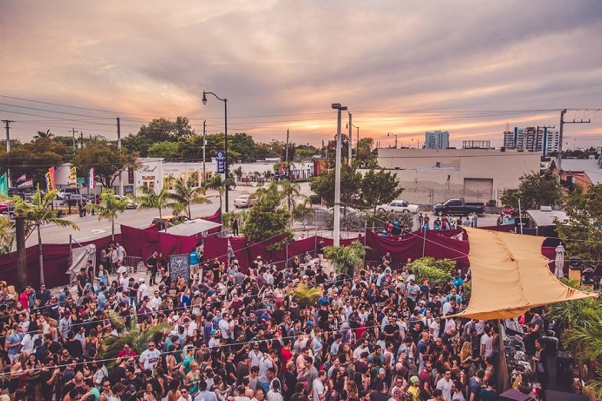 The Top Parties, DJ Sets, & Tunes of Miami Music Week 2015