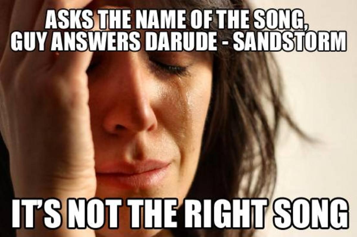 Darude 'Sandstorm' April Fool Getting Everyone?