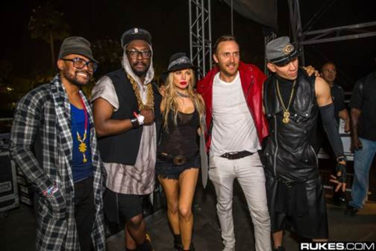 How 'Awesome' Are David Guetta & Black Eyed Peas?