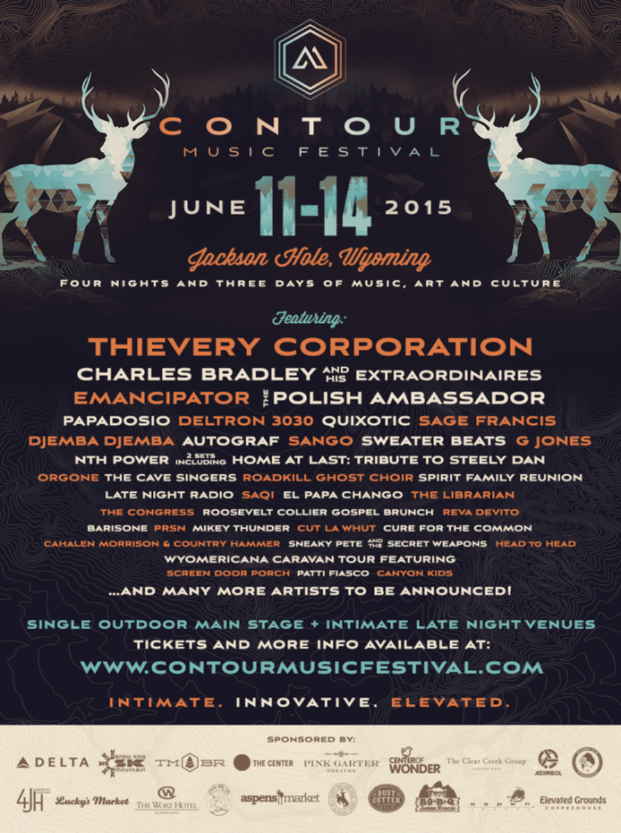 New Festival 'Holes-Up' W/ Thievery Corporation