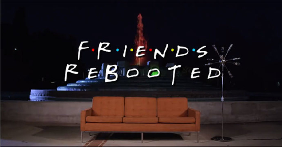 "If The TV Show ""Friends"" Was Rebooted For 2015 This Is What You Would Get"