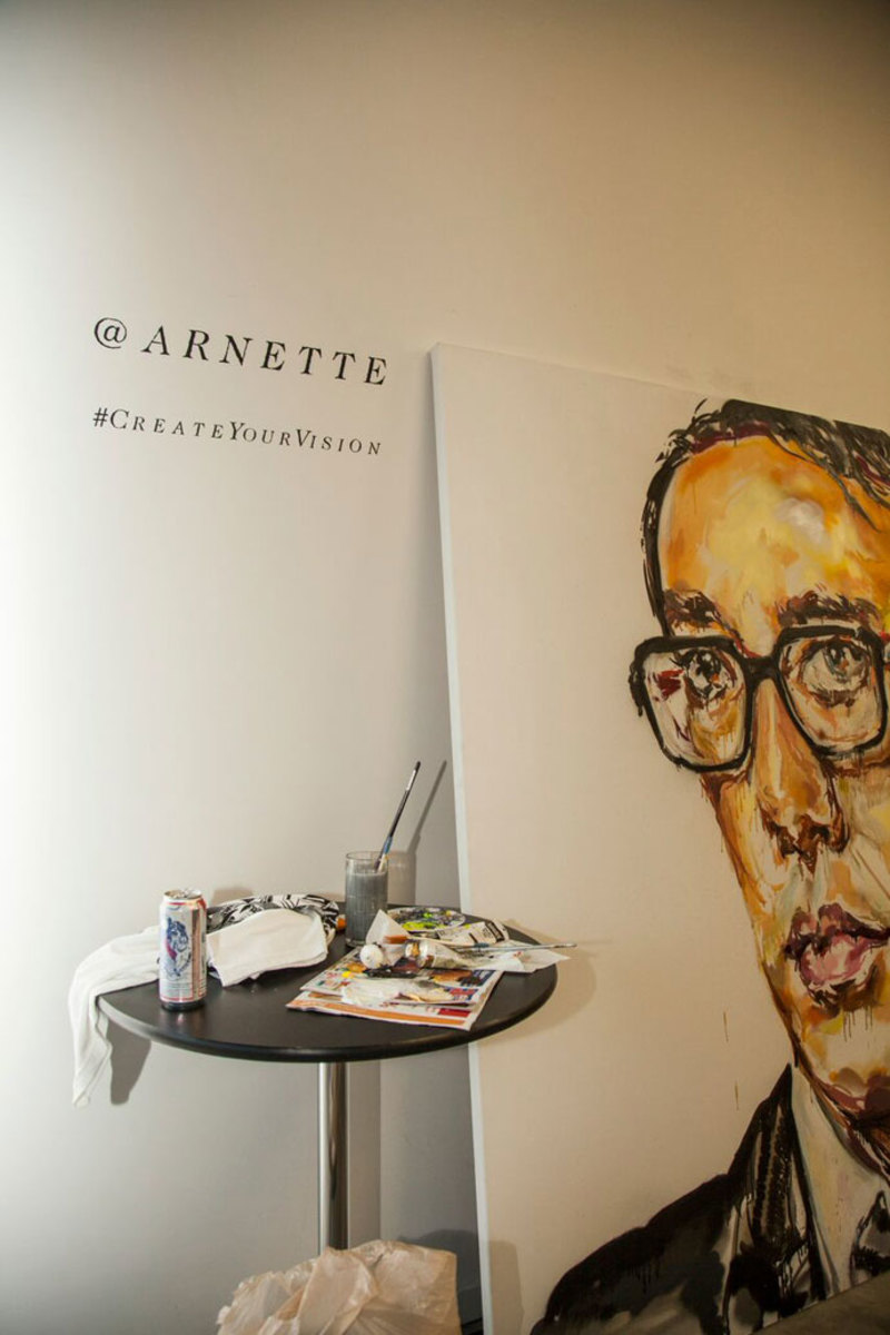 Mike Relm Gets Down In Hollywood To Celebrate New Arnette Collaboration