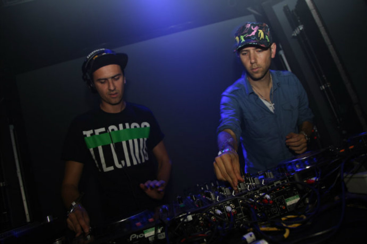 "Tiga And Boys Noize Just Released The New ""Bugatti"""