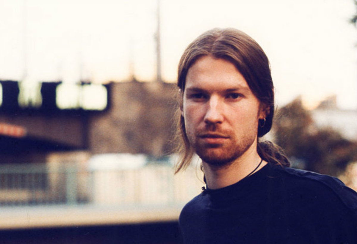 Aphex Twin Just Released 10 New Songs On His Secret Soundcloud