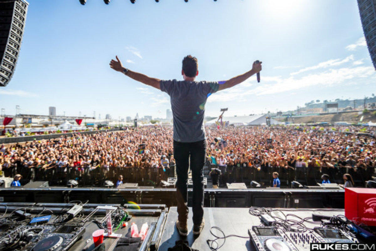 Can You Guess How Many Artists Are Playing EDC And Hard Summer?
