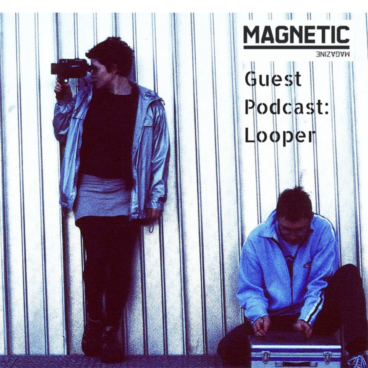 Magnetic Guest Mix: Looper – This Is What Revolution Sounds Like Or What Happens When You Take Bob Dylan, Jack Kerouac, Charles Bukowski and Allen Ginsberg And Put Them To Electronic Music