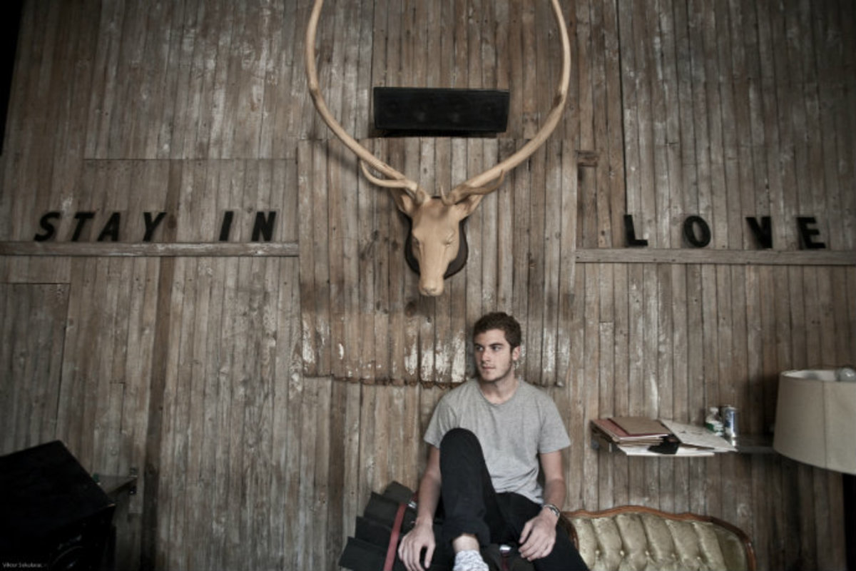 Nicolas Jaar Just Released A Haunting New EP