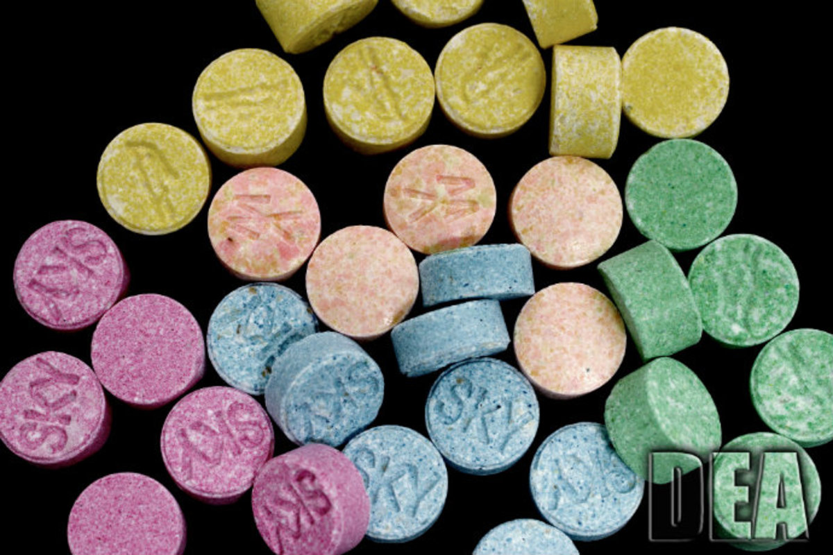 Amsterdam To Open The World's First Ecstasy Shop