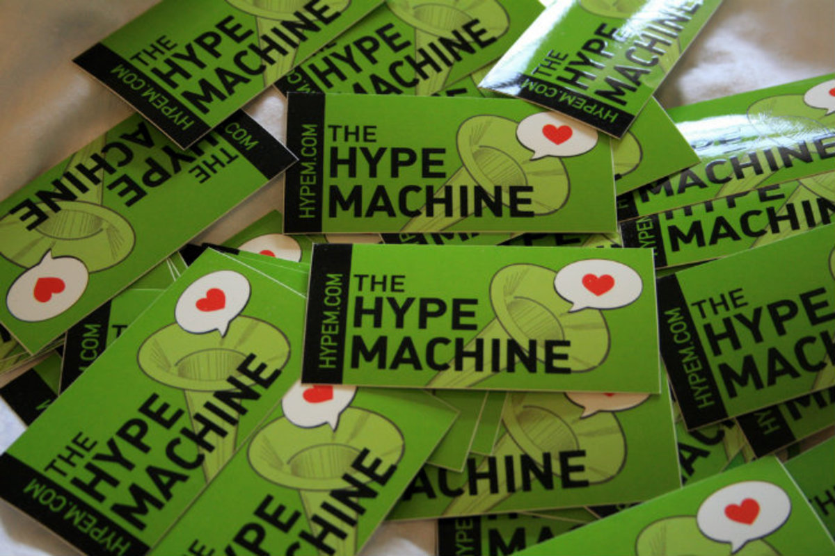 Hype Machine Removes Blogs Due To Illicit Activites