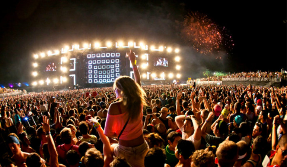 Can You Guess Which Music Festival Has The Highest Drug Use?