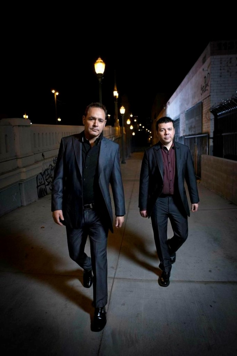 The Crystal Method bio