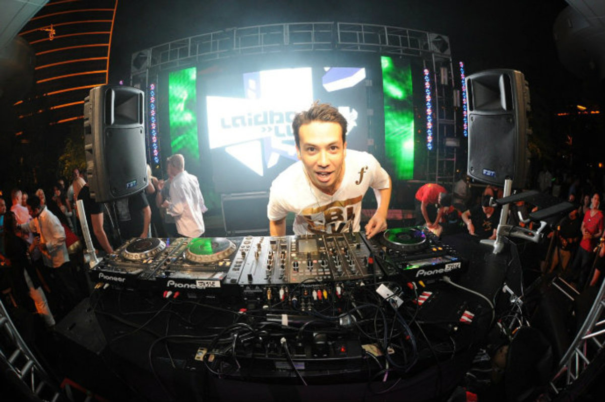Laidback Luke Announces Deep House Record Label