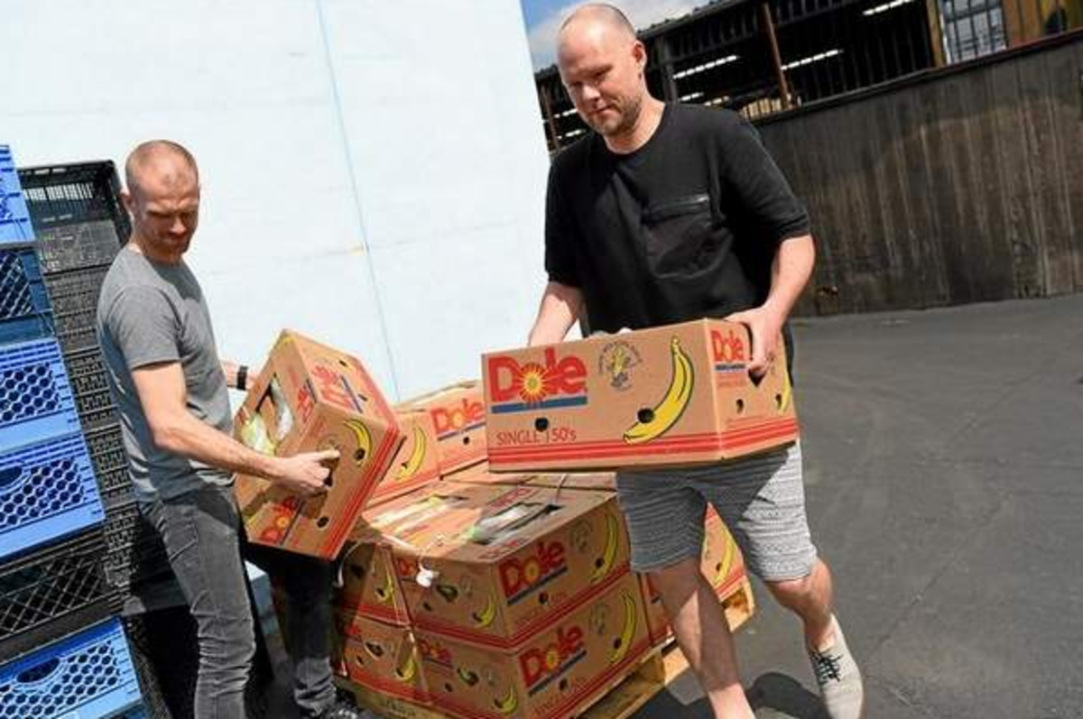 Dada Life Just Donated Thousands Of Bananas (Video)