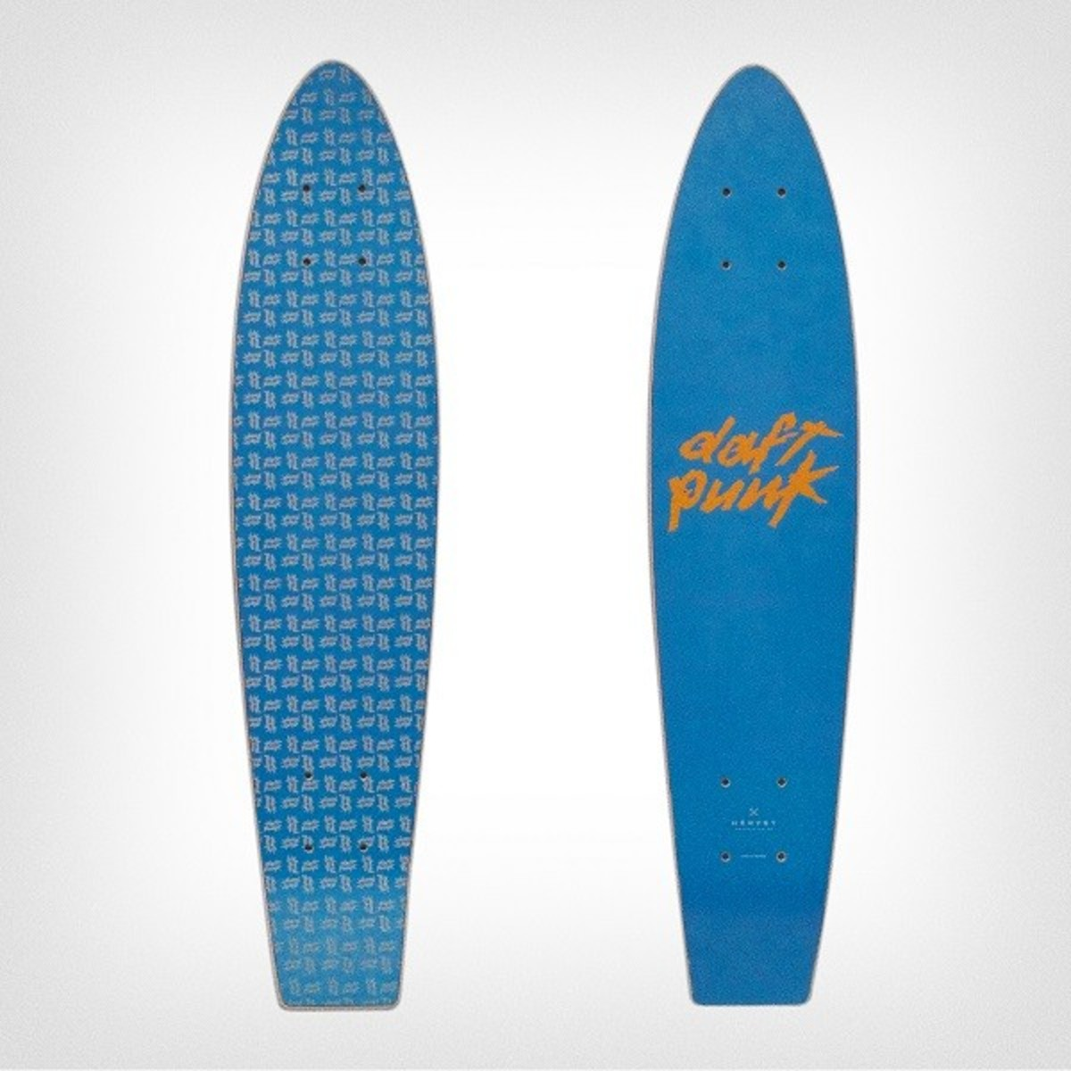 Daft Punk Releases Limited Edition Skate Decks