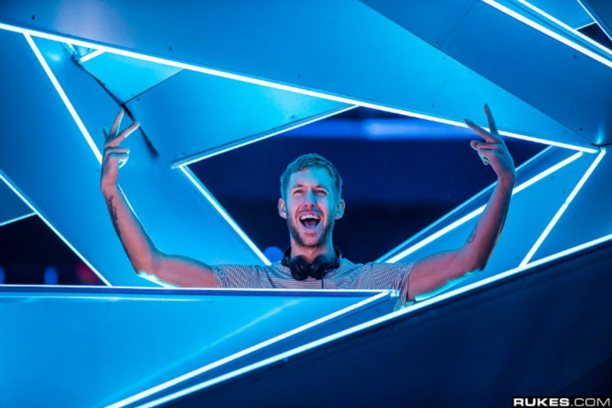 Calvin Harris Is The Richest DJ in EDM. See The Top 50 Here